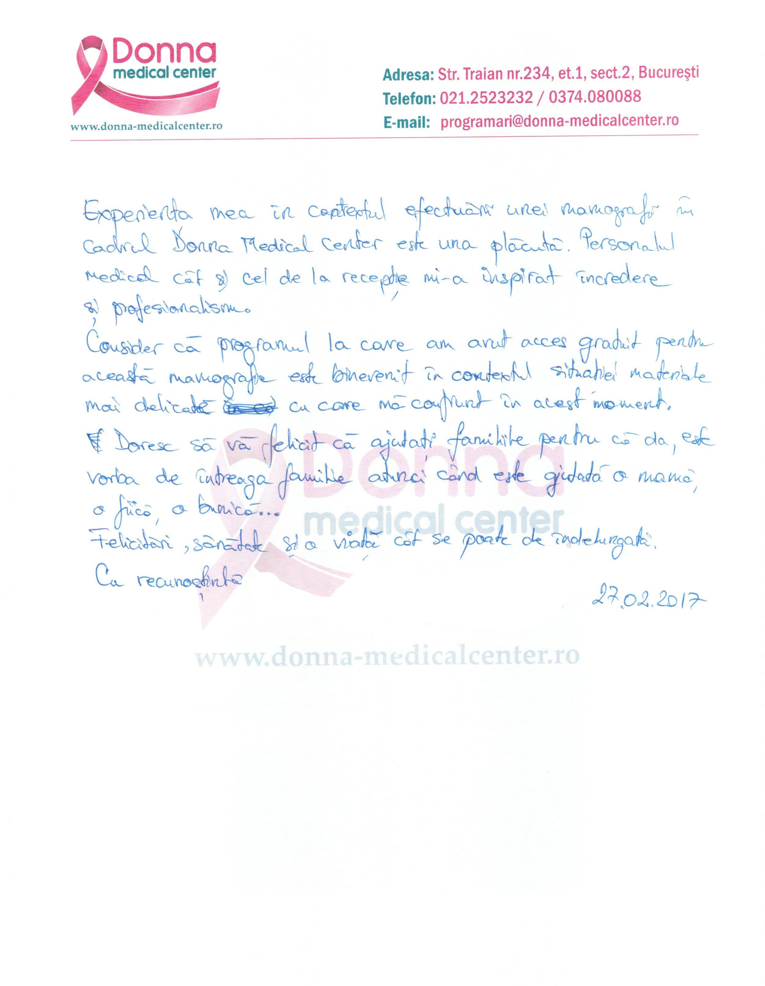 Bianca - Campania MSV,  27.02.2017