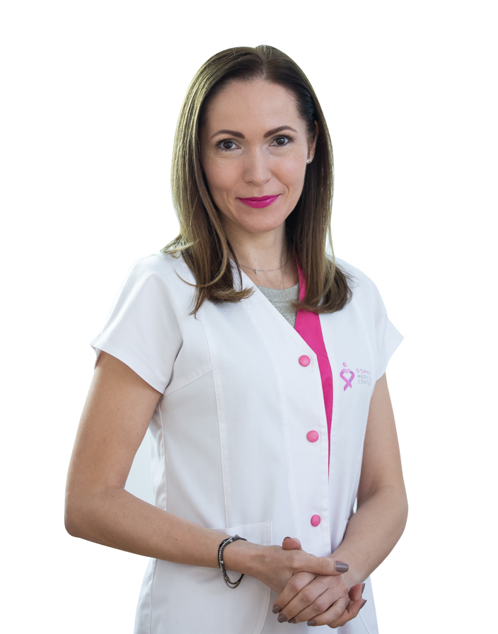Dr. Andreea Lefter