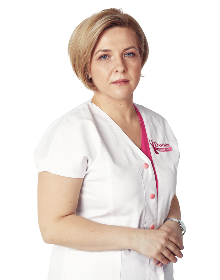 Dr. Beatrice Median - RMN mamar