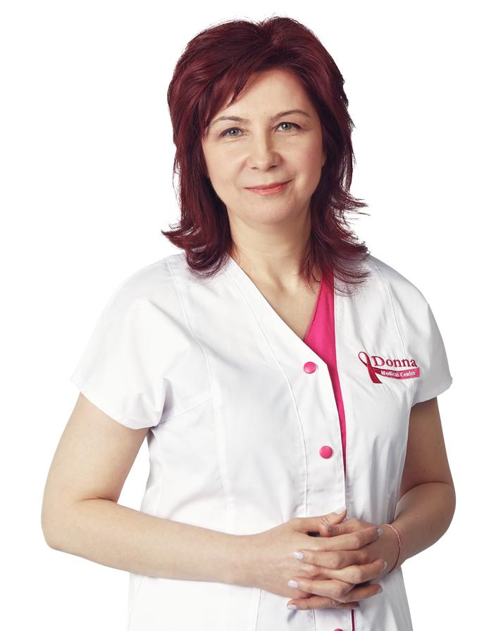 Dr. Nicole Cuturela - RMN mamar