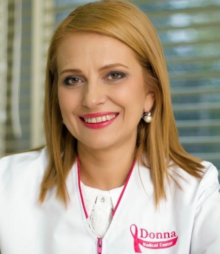 Dr. Elena Claudia Teodorescu, Doctor în Științe Medicale