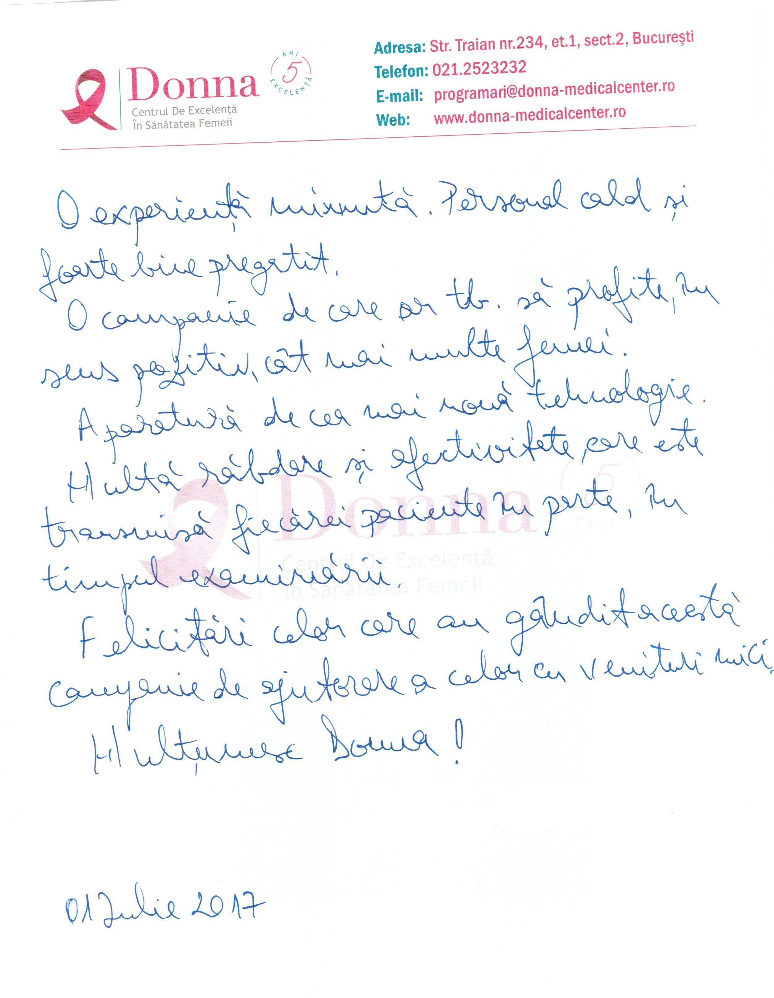 P.V. - Campania MSV, 01.07.2017