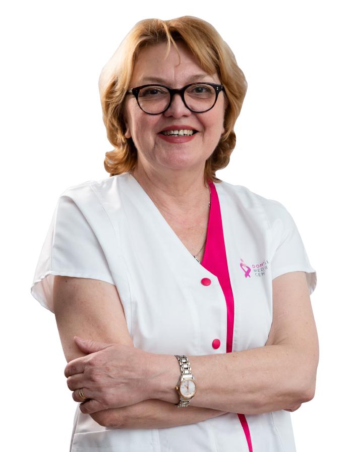 Prof. Univ. Dr. Doina Dimulescu