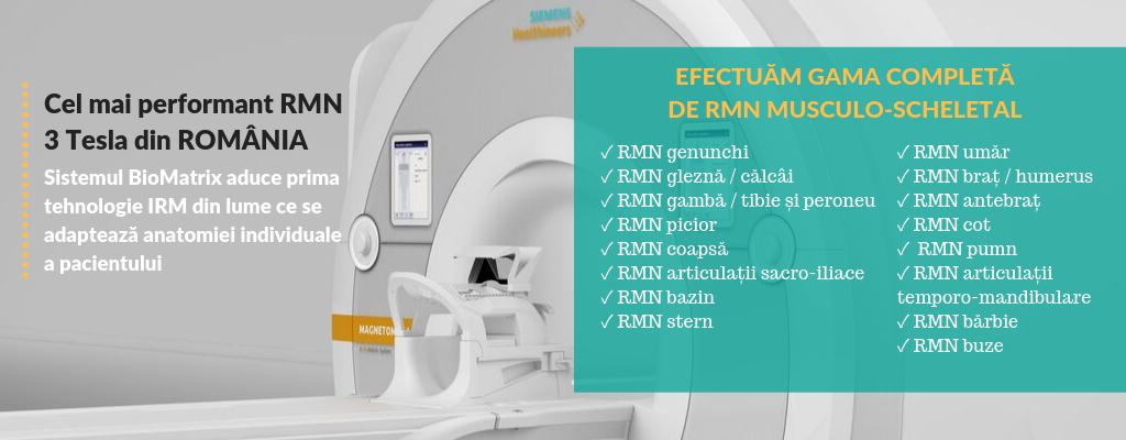 RMN  Musculo-Scheletal (IRM) 3T