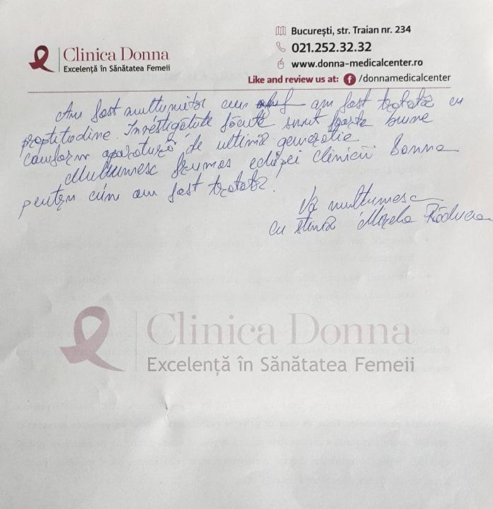 """Răducan Constanța Mirela, Campania socială """"Ziua Șanselor la Viață"""", 03.11.2018"""