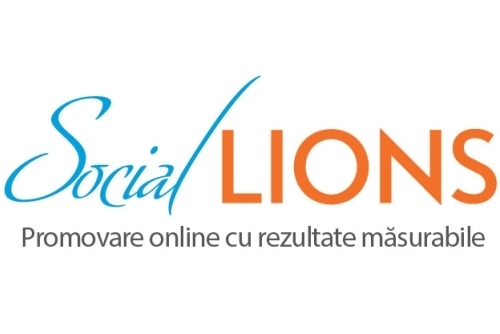 Social Lions - promovare online cu rezultate masurabile