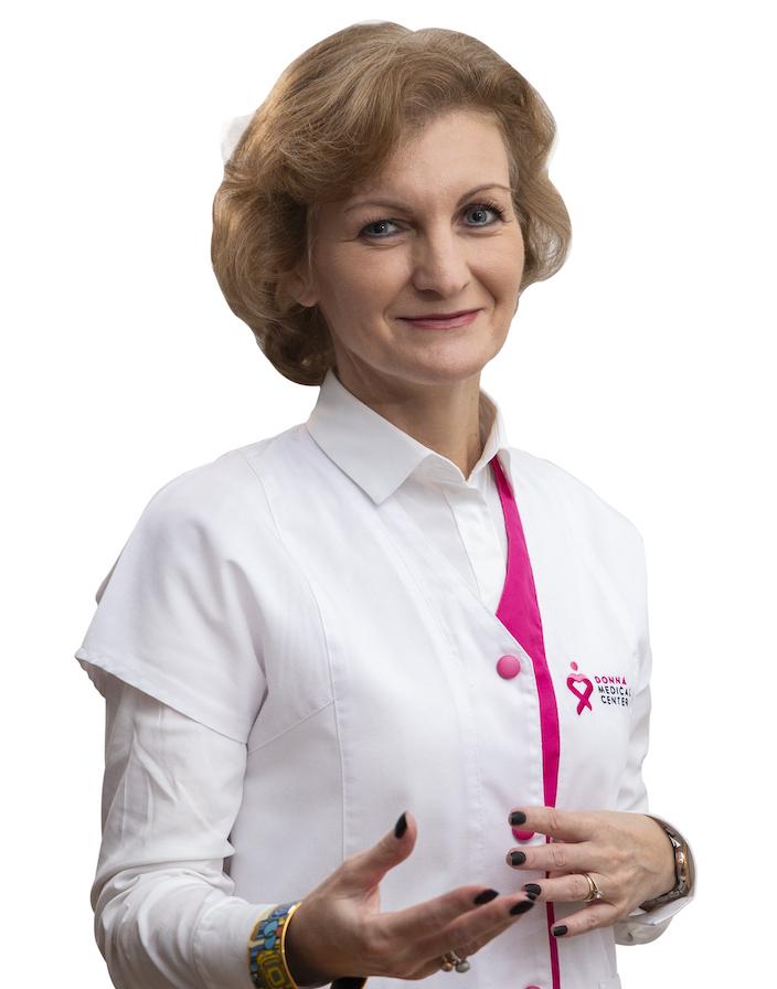 Șef Lucrări Dr. Mirela Gherghe