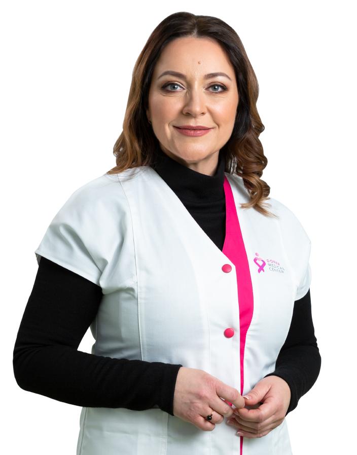 Șef Lucrări Dr. Roxana Elena Bohîlțea