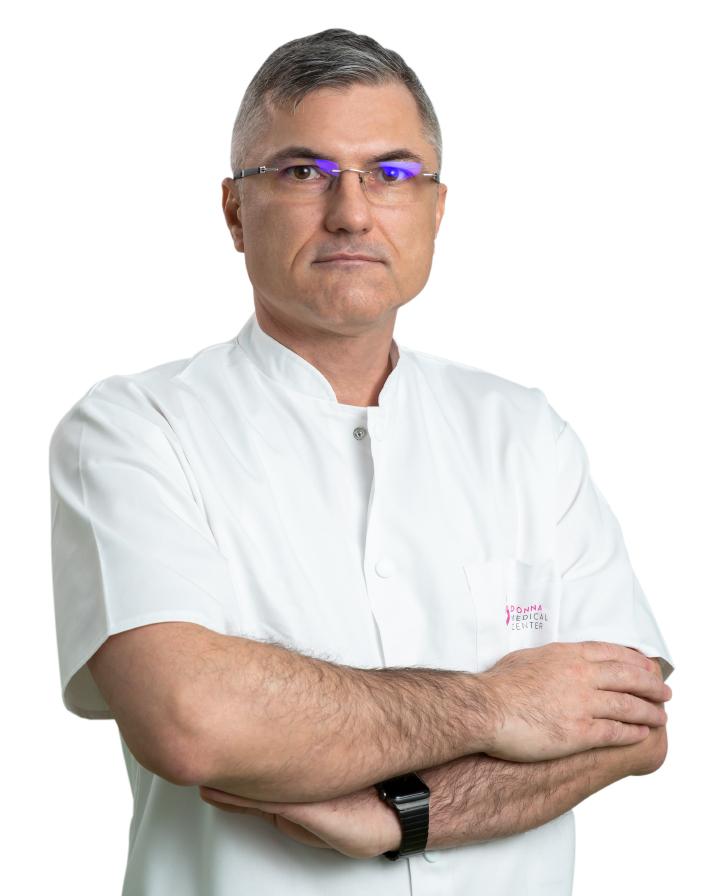 Șef Lucrări dr. Mugur Grasu