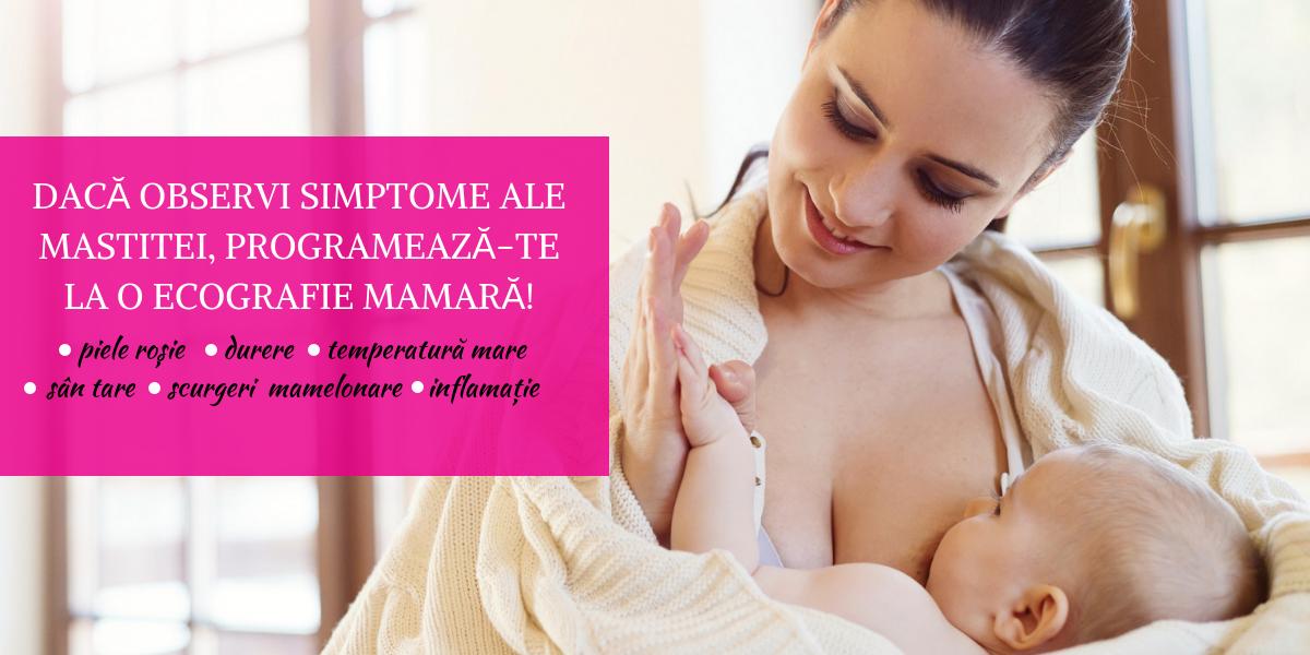 Știi ce este Mastita? Află totul despre infecțiile la sâni – cauze, simptome, diagnostic și tratament